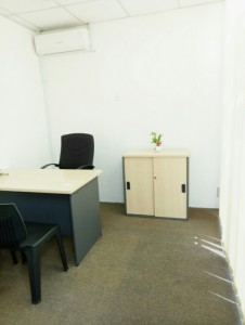 Looking For PRIVATE OFFICE