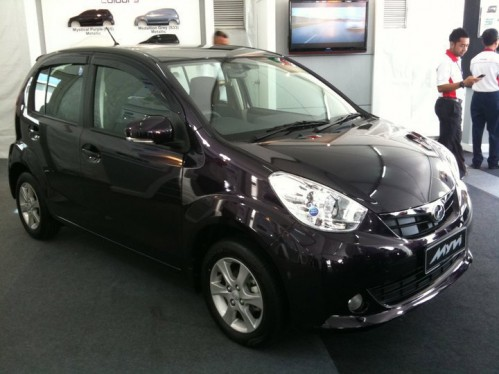 Perodua New Myvi Launching