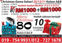 Happy Christmas Game 2011