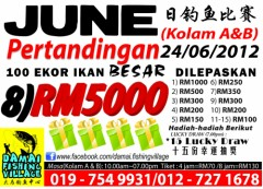 JUNE GAME RM5000