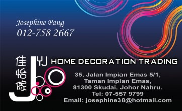 JYJ HOME DECORATION TRADING