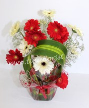Table Arrangement - Fresh Flower