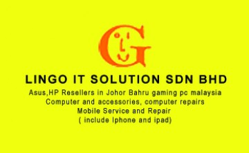 LINGO IT SOLUTION SDN BHD