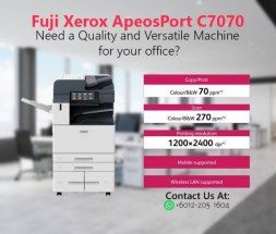 Copier For Rent - FUJI XEROX