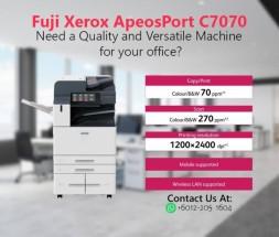 Copier For Rent - FUJI XEROX